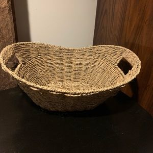 Other - Seagrass craft basket